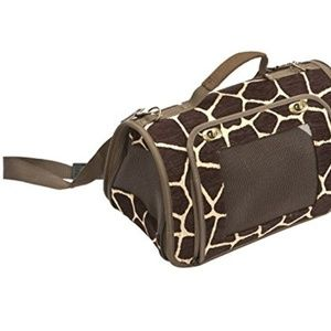 Friends Forever Bags - NWT Pet Rectangular Pet Carrier Friends Forever